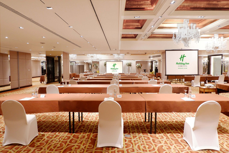Ballroom at Holiday Inn Bamgkok Silom