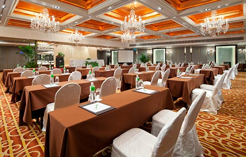 Ballroom at Holiday Inn Bamgkok Silom